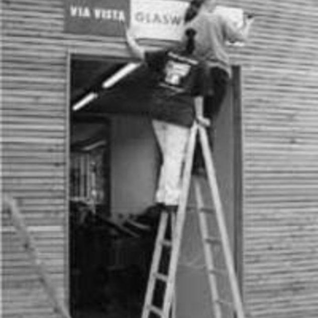 Eröffnung Via Vista Glaswerkstatt