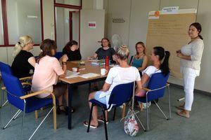 Workshop Frauen. Leben 3
