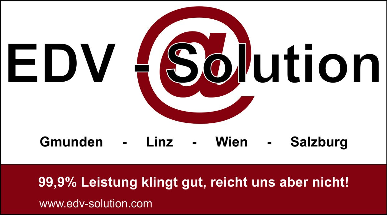 EDV Solution Logo