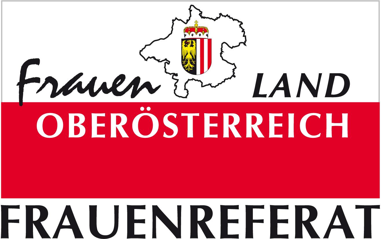 Frauenreferat Oberösterreich Logo