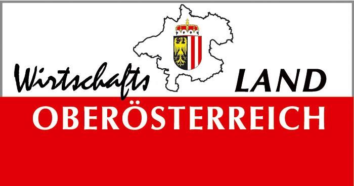 Wirtschaftsland Oberösterreich Logo