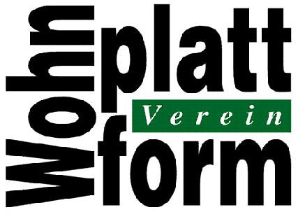 Wohnplattform Logo